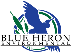 Blue Heron Env. Logo