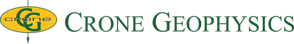 Crone Geophysics Logo