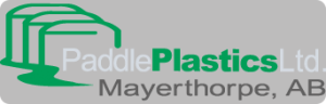 Paddle Plastics Logo