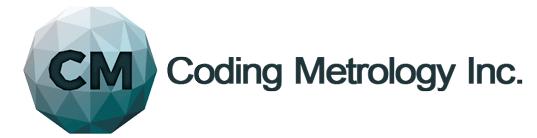 Coding Metrology Logo