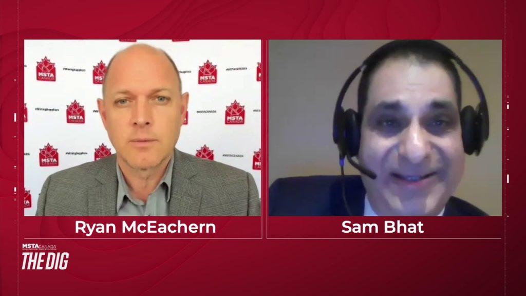 Episode 11 - Sam Bhat, VP Global Business Development, CTO Titan Environmental Containment