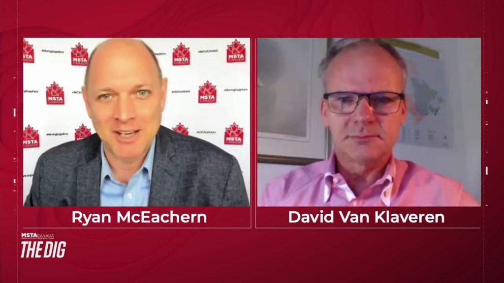 Episode 12 - With David Van Klaveren, Vice President - Global Sales and Partner of H2 Tek