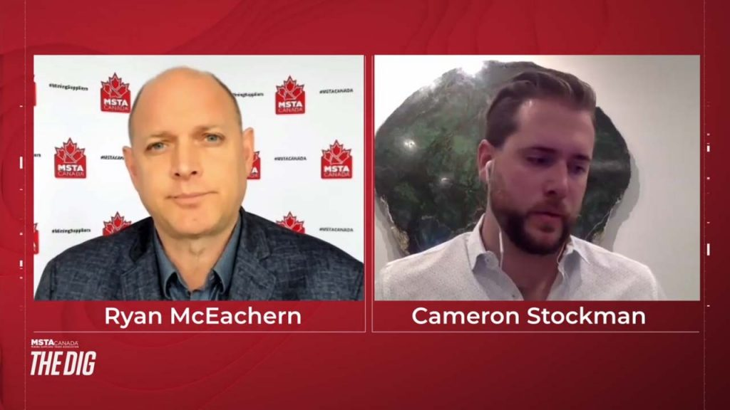 Episode 14 - Cameron Stockman, Director of Operations and Business Development of CEC Mining Systems