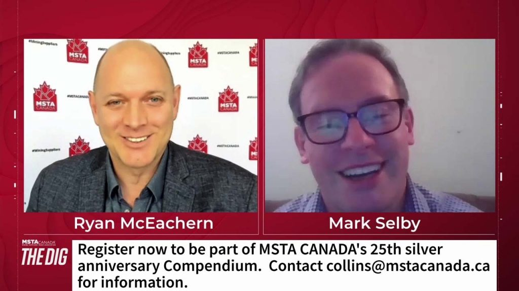 Episode 19 - Mark Selby Chairman and CEO of Canada Nickel Company & founder of Net Zero Metals
