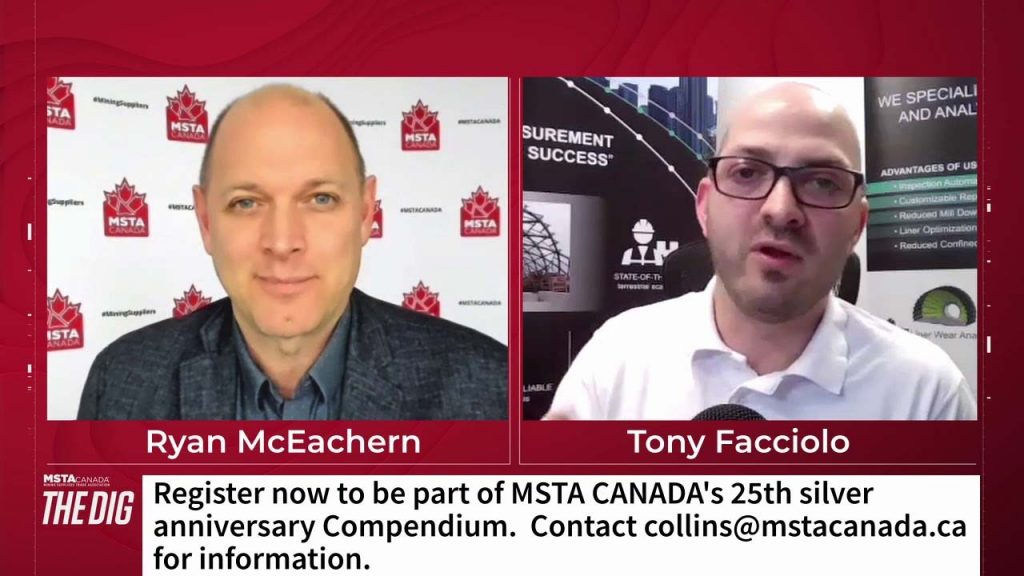 Episode 21 - Tony Facciolo from Coding Metrology, Laser Scanning Business