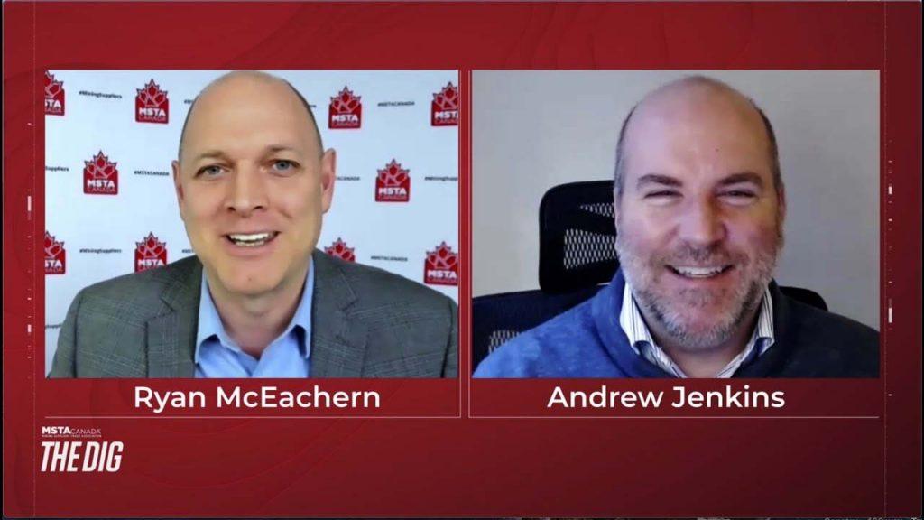 Episode 22 - Andrew Jenkins, Social Media Strategies