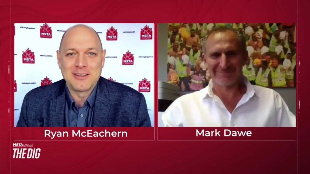 Episode 23 - Mark Dawe, Managing Director and Country Manager for B2Gold Namibia (Pty) Ltd.