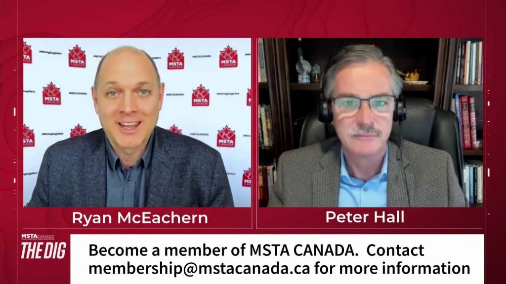Episode 25 - Peter Hall Vice President and Chief Economic Officer at Export Development Canada (EDC)