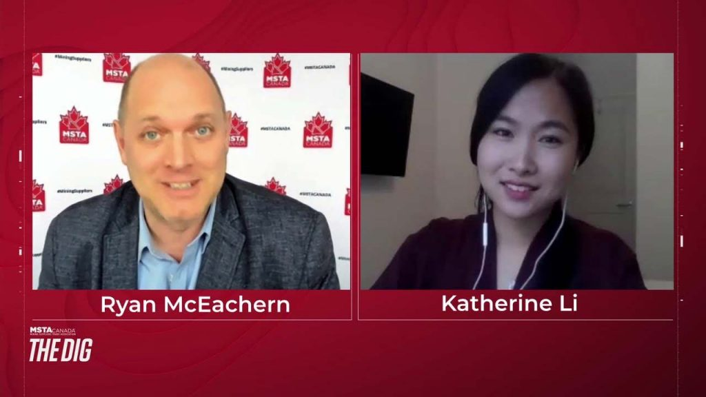 Episode 27 - Katherine Li, Senior Corporate Trader for FIRMA Foreign Exchange Corporation, Bank of Canada, Brexit