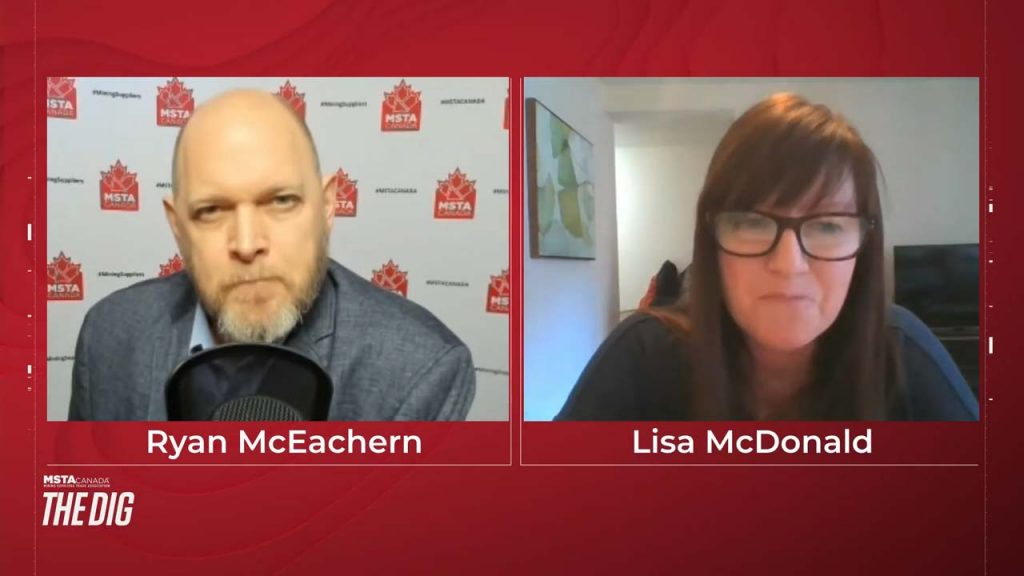 Episode 30 - PDAC Executive Director Lisa McDonald, Virtual Event