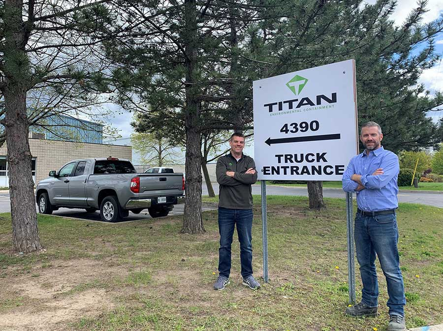 Titan Expands in Eastern Canada – New Ontario Location and Team!